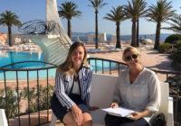 First HSMAI Region Europe mentor-mentee teams meeting in France