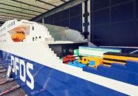 Verdens største Lego-skip kommer til Oslo