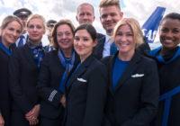 Condé Nast Traveler kårer SAS til et av verdens beste flyselskaper