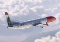 Roald Dahl blir Norwegians første britiske halehelt