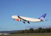 Vektreduksjon reduserer utslipp fra fly