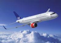 SAS bestiller 50 nye Airbus A320neo