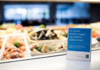 Nordic Choice Hotels til bords med konkurrenten for mindre matsvinn