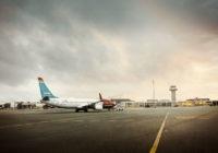 Marginal nedgang i flytrafikken i februar