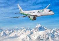 Widerøe inngår samarbeidsavtale med KLM