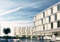 Bergens nye storstue, Comfort Hotel Bergen Airport, åpnet