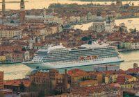 Bergen-registrerte cruiseskip med norsk flagg i verdenstoppen