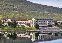 Norske hotellstjerner ti år
