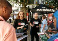McDonald's i Norge får hederspris for inkludering og mangfold