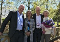 Christian Fredrik Sandberg kåret til Årets unge NHO Reiseliv-leder