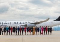 Star Alliance jubilerer