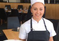 Masterchef-vinner fra Clarion Hotel forbereder lunsjen på EAT Food Forum