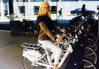 Scandic Fornebu det første hotellet med gjeste-elsykler