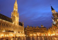 Ingunn Weekly: Vårt første event i Brussel