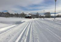 Thon Hotel Skeikampen jubler over snøen