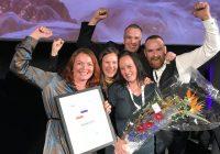Destinasjon Trysil kåret til Norges beste reiselivsbedrift