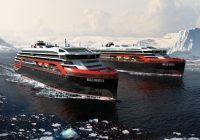 Hurtigruten bestiller nytt revolusjonerende hybridskip
