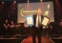 Comfort Hotel's Espen Ravnå er årets hotelldirektør