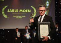Sjefstyv Jarle Moen kåret til Årets Hoteliér
