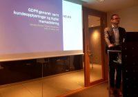 Ingunn Weekly: GDPR
