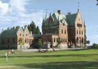 Festningshotellene åpner norsk slott i Sverige – og gir bort nøkkelen