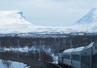 Sveriges nest vakreste togreise ligger i Norge!