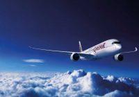 Qatar Airways setter inn Airbus A350 på Oslo-ruten