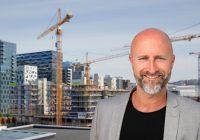 Robert Holan blir hotelldirektør på Clarion Hotel Oslo i Bjørvika