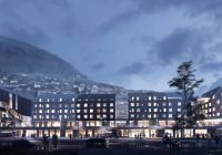 Nytt konferansehotell på Voss blir Scandic-hotell