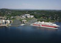 Vil bygge Norges mest moderne og miljøvennlige fergehavn i Sandefjord