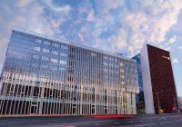 Litauens største hotell har åpnet sine dører