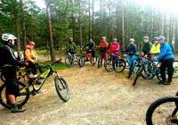 Først ut i Nord-Norge med lokal utdanning for stisykkel-guider