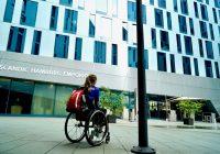 Scandic huser 300 VM-utøvere i rullestolbasket