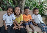 Nordic Choice feirer ti års Unicef-samarbeid med feltreise til Kambodsja