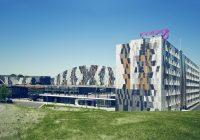 Bygger ut Norges første Marriott hotell