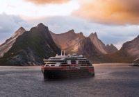 Hurtigruten starter seilinger i Alaska