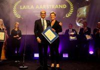 Ukens navn: Laila Aarstrand