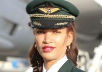 Kvinnefly fra Ethiopian Airlines lander 8. mars
