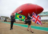 Norwegian flyr til Brasil for første gang