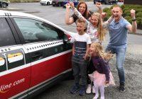 Familie fra Egersund og Klepp fikk bil og tre drømmereiser til 590,-