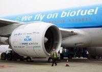 KLM inngår partnerskap for Europas første dedikerte fabrikk for biodrivstoff for fly