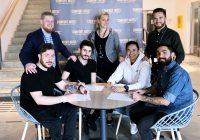Talentjakt: fire fikk jobb på Comfort Hotel Bergen Airport