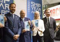«Color Hybrid» kåret til «Ship of the Year» 2019