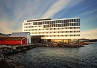 Styrker posisjonen med nytt Scandic-hotell på Sortland