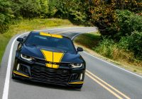 Hertz tilbyr Camaro ZL1 og Camaro SS