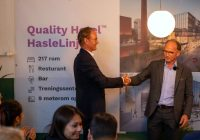 Enormt engasjement for å navngi Hasles nye hotell