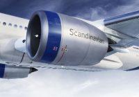 SAS med ny flydesign