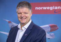 Jacob Schram ny konsernsjef i Norwegian