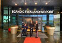 Scandic markerte Tilgjengelighetsdagen med Funkis-takeover