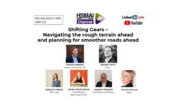 Bli med HSMAI live mandag 30. mars kl 15:00